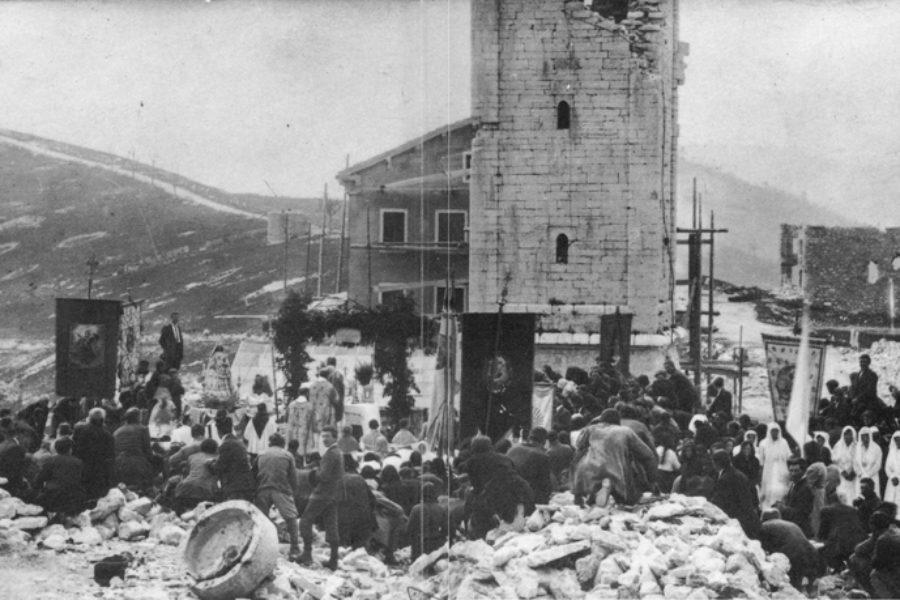 Quinquennali del ritorno 1921