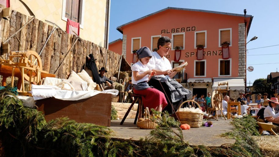 FESTA DELLA PECORA FOZA, STREET FOOD DEDICATO ALLA PECORA FOZA