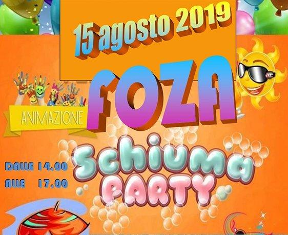 FOZA SCHIUMA PARTY