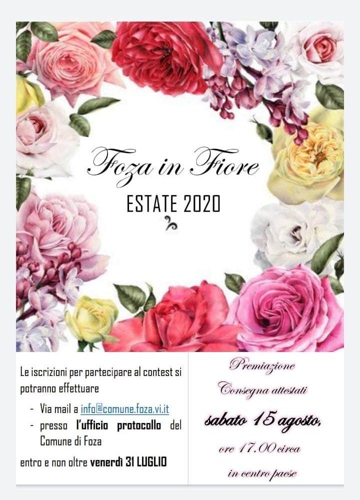 Foza in Fiore 2020